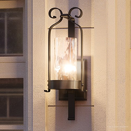 Tuscan Style Outdoor Wall Lights