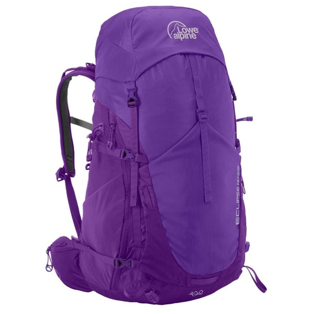 Lowe Alpine Eclipse nd42 : 52レディースバックパック One Size ORCHID/ROYAL LILAC B01CPNLBSY