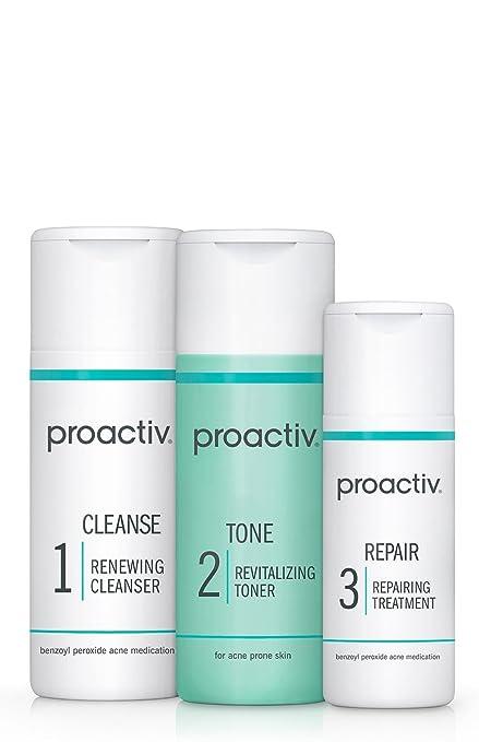 Proactiv 3-Step Acne Treatment System (30-day) Starter Size�