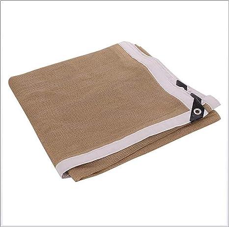ALSGON tela de sombra para pergola, malla y transpirable, cubierta perfecta para plantas, cubierta de sombra