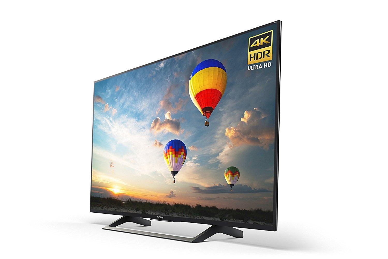 Sony XBR43X800E 4K Ultra HD Smart LED TV (2017 Model), Works Alexa 3
