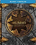The Mummy Ultimate Collection [The Mummy / The Mummy Returns / The Tomb of the Dragon Emperor / The Scorpion King] [Blu…