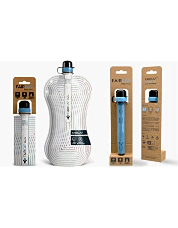 Faircap Mini Purificador de Agua Portatil - Filtra el 99.99% de bacterias y Otros patogenos