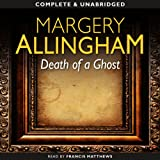 Death of a Ghost by Margery Allingham front cover