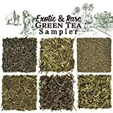 Best Loose Leaf Green Teas - Exotic and Rare Green Tea Loose Leaf Tea Review