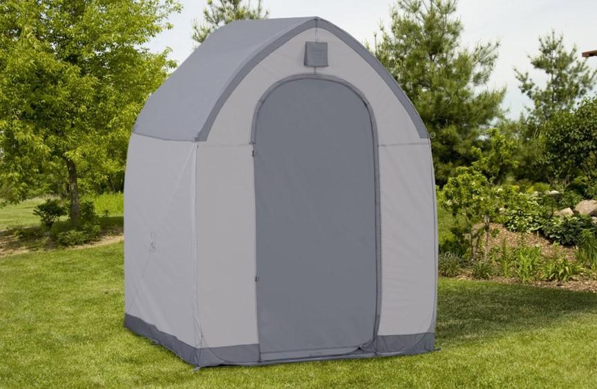 Amazon.com : Flower House SHSM655 StorageHouse Walk-In Storage ...