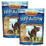 Zuke's Hip Action Dog Treats, Peanut Butter, 32 oz Review