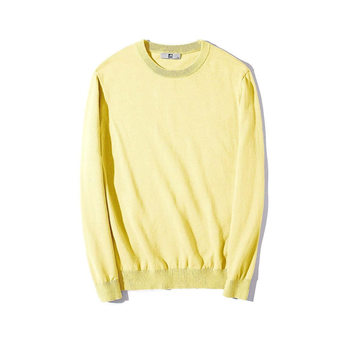 YUNY Mens His and Her Juniors Colortone Knitting Tshirt Sweater 3 XL