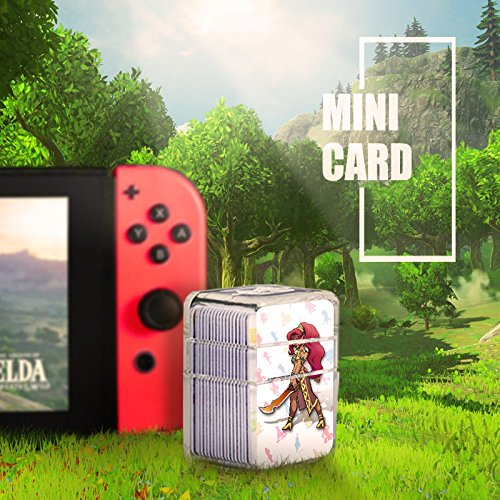 The Legend Of Zelda  22 Pcs Nfc Tag Cards For Switch Wii U