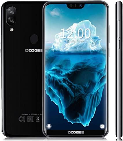 DOOGEE N10-2019 Moviles Libres 4G LTE, 5.84