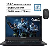 2020 Acer Predator Helios 300 15.6 Inch 144Hz FHD Gaming Laptop (9th Gen 6-Core i7-9750H, 16GB RAM, 256GB PCIe SSD + 1TB…