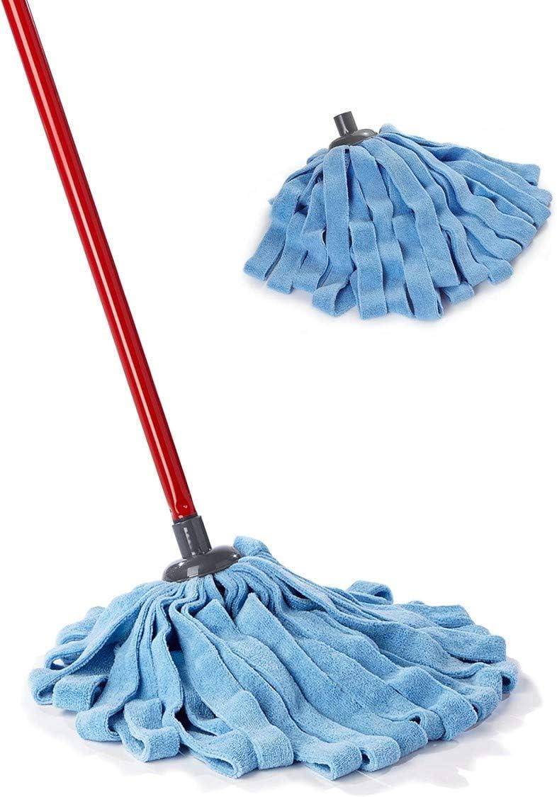 O-Cedar Microfiber Cloth Mop with 1 Extra Refill