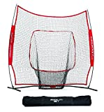 Powernet Best Deals - Rukket Sports 7 x 7 Baseball & Softball Practice Net with Bow Frame