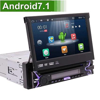 Eincar Individual DIN Android 7.1 OS 4 Core estéreo WiFi GPS ...