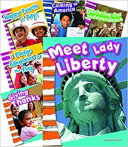 This Is My Country 8-Book Set (Social Studies Readers)
