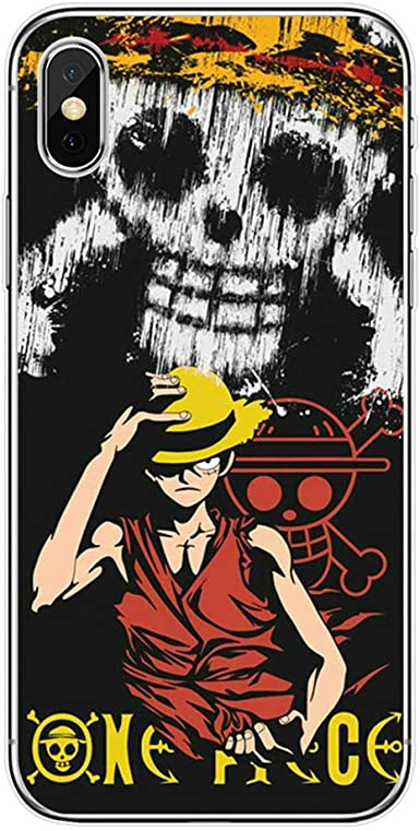 One Piece Luffy After 2 Years iphone case