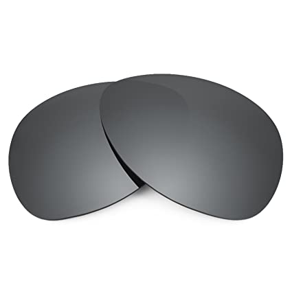 b87fd2df94 Revant Polarized Replacement Lenses for Oakley Plaintiff Black Chrome  MirrorShield®  Amazon.ca  Sports   Outdoors
