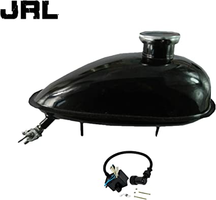 jrl Depósito de aceite depósito y CDI bobina de encendido para 66 ...