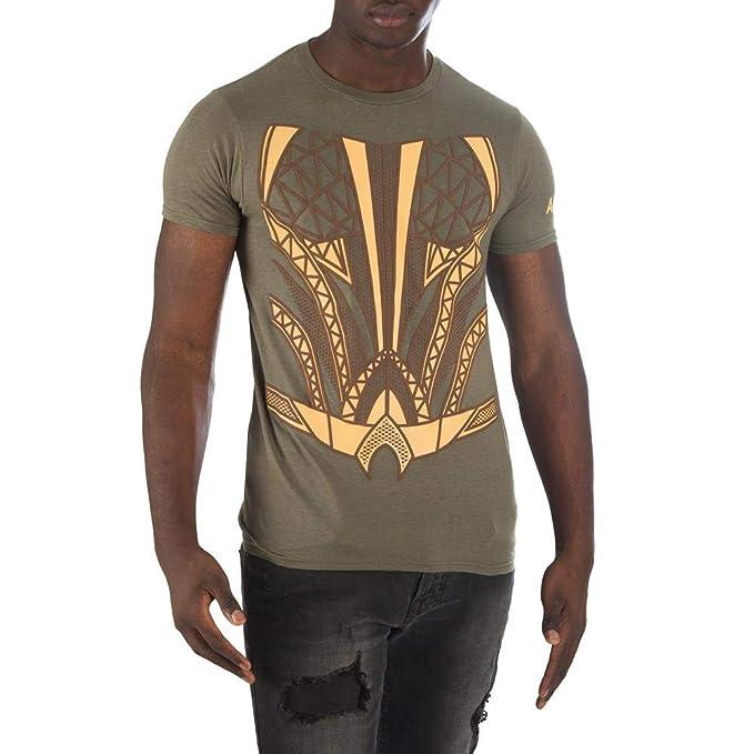 Amazon.com: Aquaman Justice League - Disfraz de camiseta ...