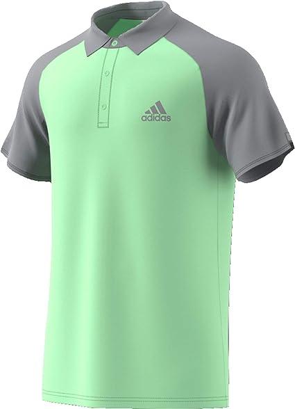 adidas Club C/B Polo de Tenis, Hombre: Amazon.es: Ropa y accesorios