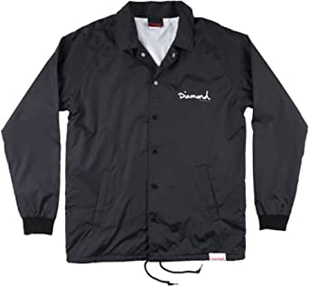 Diamond Supply Co. Men's Og Script Co.Aches Jacket