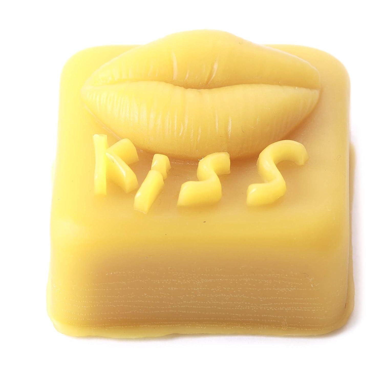 World Of Moulds - Molde para Labios y Beso, Silicona, 6,7 x 6,7 x 3,5 cm: Amazon.es: Hogar