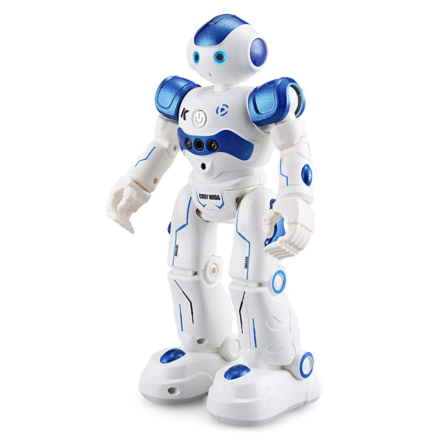 R2 Cady WIDA Intelligent RC Robot RTR Obstacle Avoidance/Movement Programming/Gesture Control