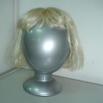 Perucke Modell Pvc Hut Kopfschmuck Show Props Aufblasbare Kopfform