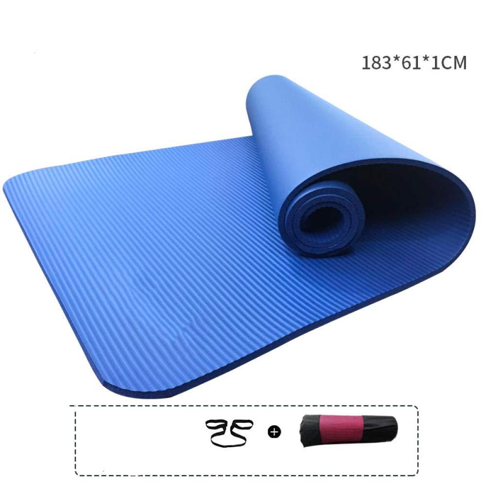 KEYINUO Colchoneta para pilates Colchoneta de yoga ...