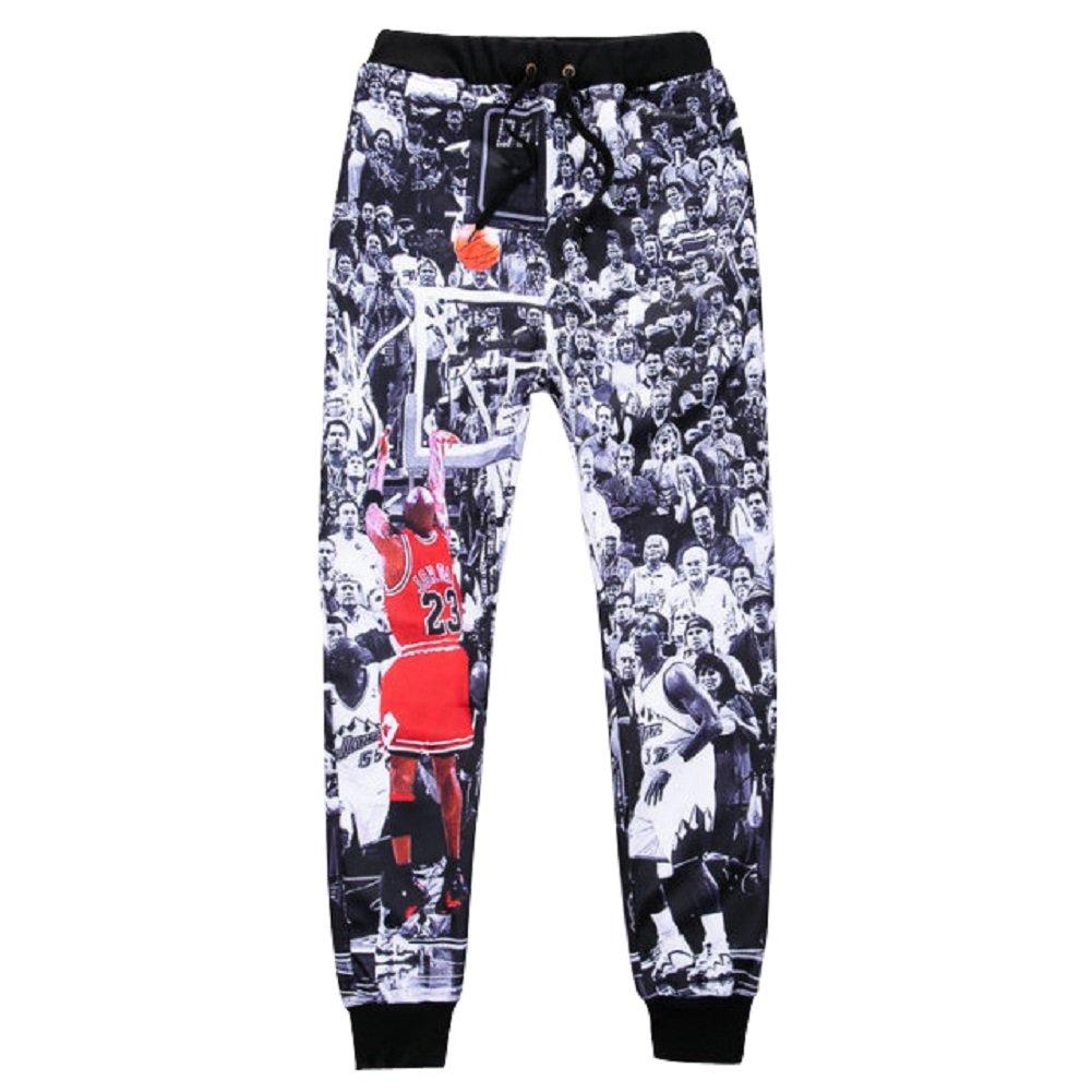 BOMOVO - Chándal para hombre, Pantalones De Chandal Baloncesto NBA ...