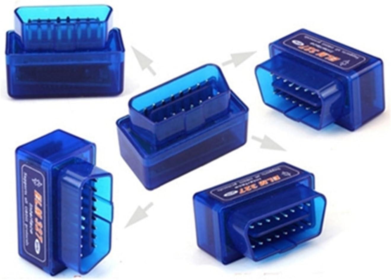ADATECH OBD2 Bluetooth V2.1 per la diagnostica di errori nel Tuo Veicolo