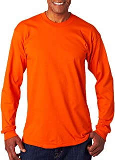 product image for Bayside Adult Classic Style Preshrunk Heavyweight T-Shirt