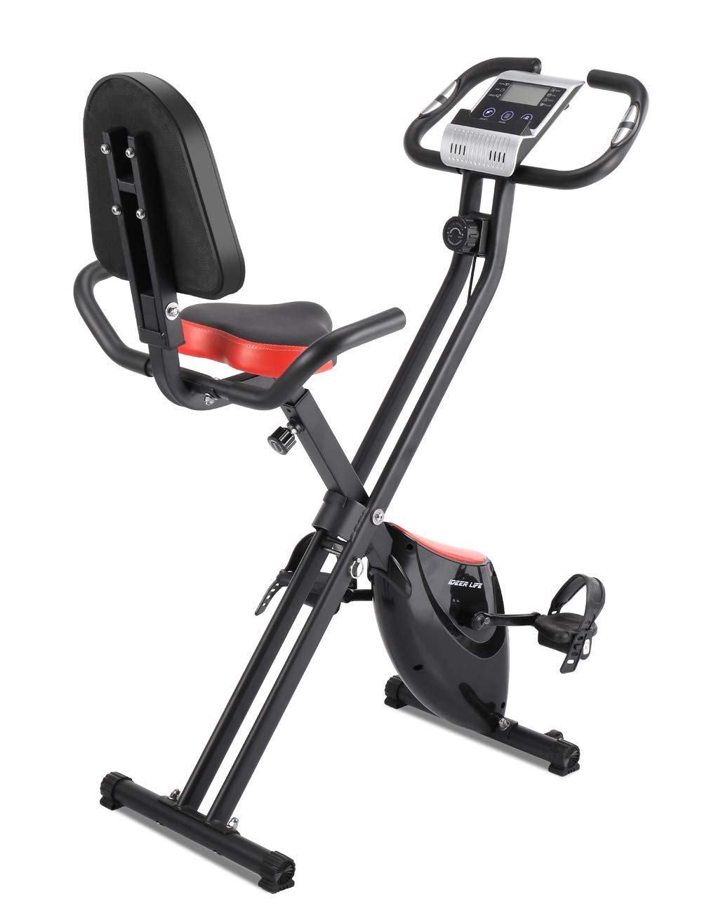 Best Folding Exercise Bike Reviews 2019 - Fitness Fighters