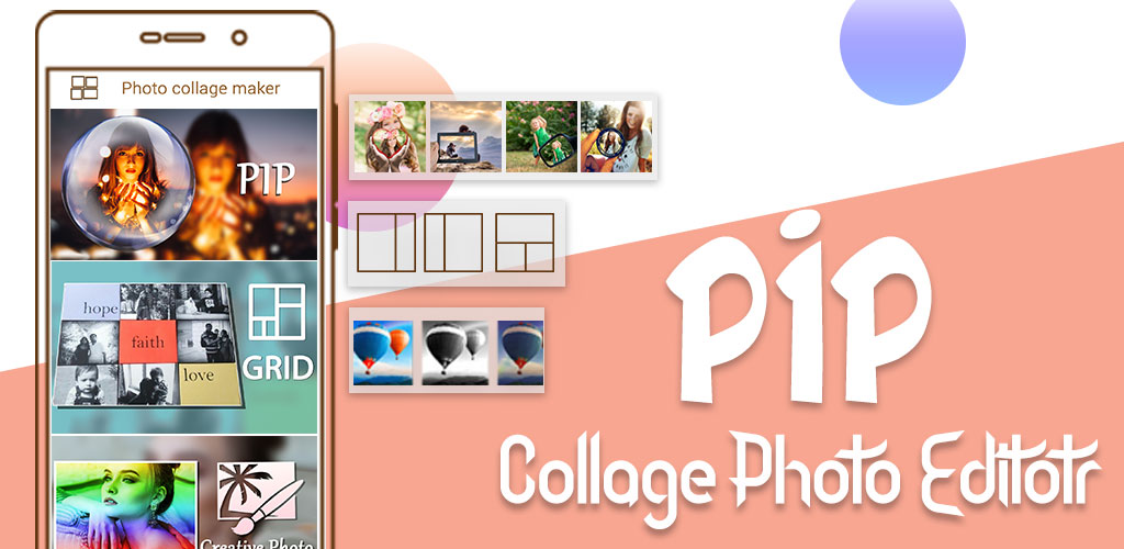 Pip Collage Maker Photo Editor: Amazon.es: Appstore para Android