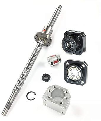 2 Pcs RM3205 Ballscrew Nut For RM3205 Ballsscrew
