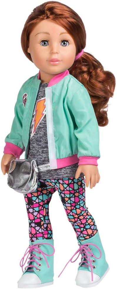 Adora Amazing Girls 18-inch Doll, ''Sam'' (Amazon Exclusive)