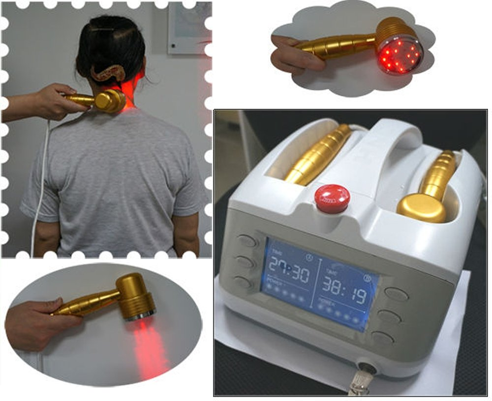Laser Treatment Medicomat-32 Joint Pain Relief Sports Injury Rehabilitation Therapy Diminish Inflammation and Other