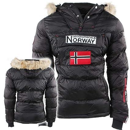 Geographical Jacke Men Herren Brice 068 Parka Norway zSMpVU