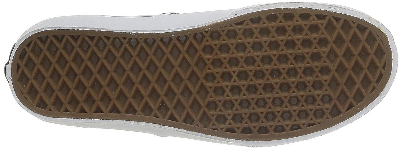 Varebiler Autentisk Unisex Skate Sko Tinn / Svart 7fmIgBEny