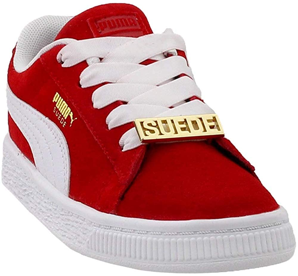 Puma Kids Baby Boy's Suede Classic Bboy Fabulous (Toddler
