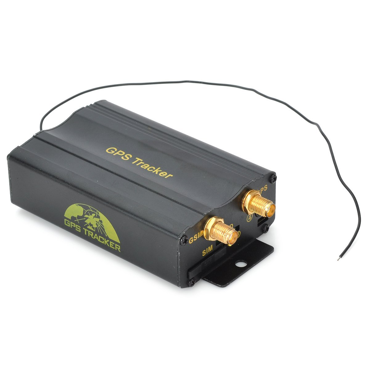 AVOLUTION Vehicle Car GPS SMS GPRS Tracker Real Time Tracking Device Syatem New Black