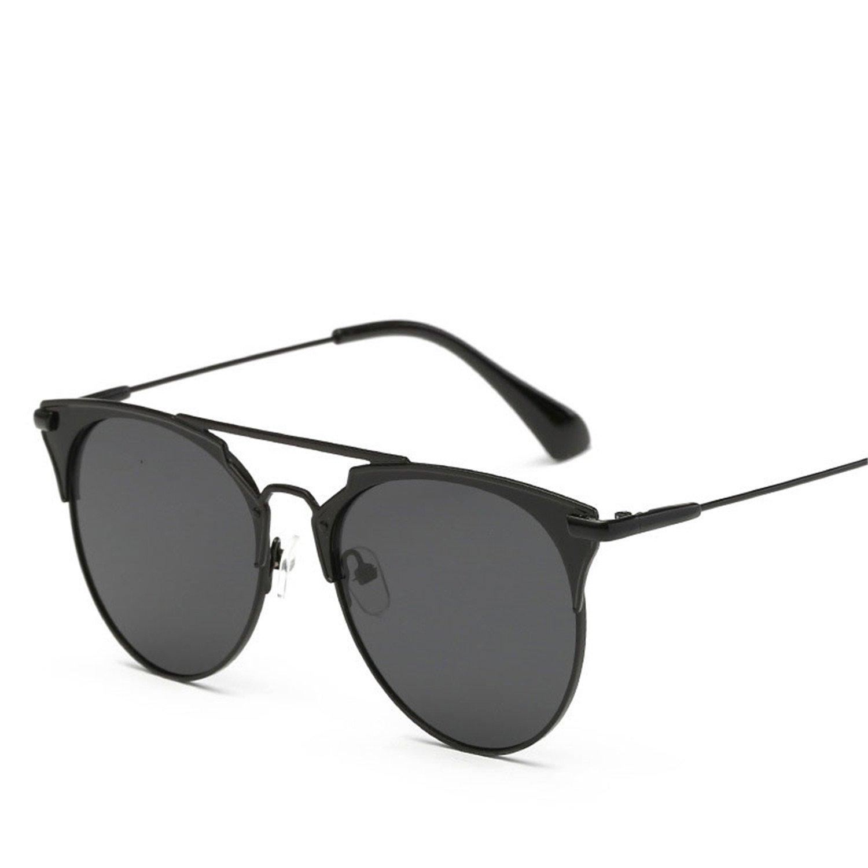 Amazon.com: Dormery Round Sunglasses Women Brand Designer ...