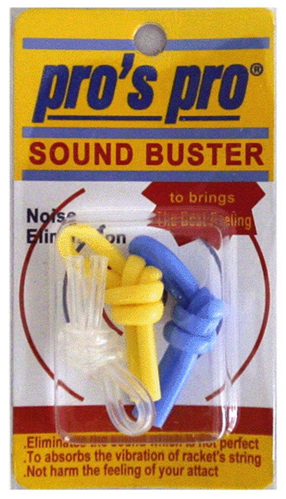 3 Sound Buster Vibrationsdämpfer Knoten-Technik Pro H098kx3a