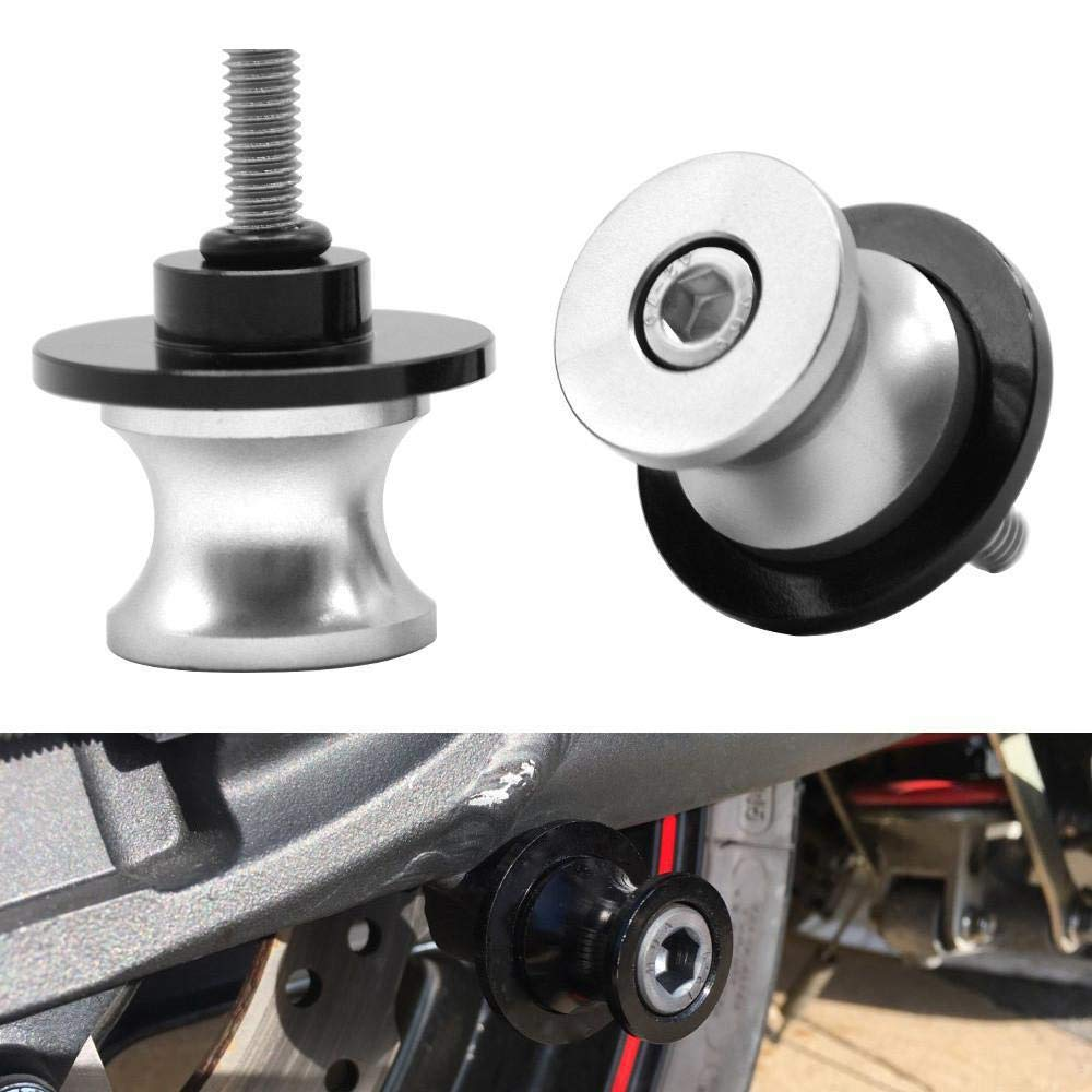M6 Motorcycle accessories Swingarm Spools slider stand screws for yamaha YZF R6