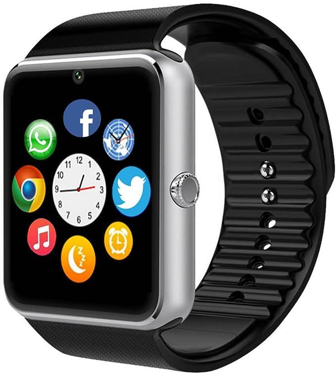 Smart Watch, Lulu King yg9 Sweatproof Bluetooth Smart Reloj de ...