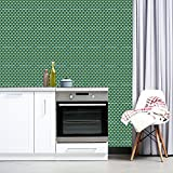 Professional Brown Patterned Wallpaper by CustomWallpaper.com