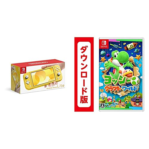 Nintendo Switch Lite本体+ゲームソフトセット