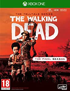 Xbox One Walking Dead The Final Season - The Telltale Series: Amazon.es: Videojuegos