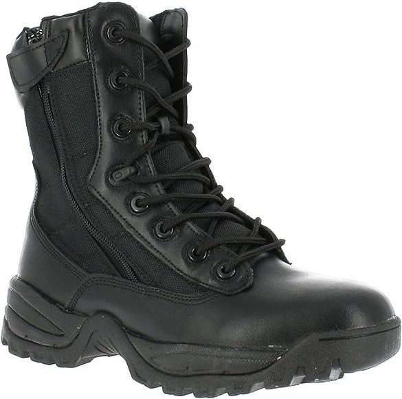 Mua Mil-Tec Dual Zipped Black Tactical Boots trên Amazon Mỹ chính ...