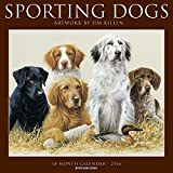 Sporting Dogs (Jim Killen) 2016 Calendar